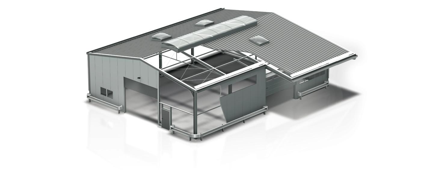 staalhallen rechtstreeks van de fabrikant kopen of huren haltec. Black Bedroom Furniture Sets. Home Design Ideas